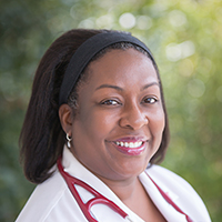 Dr. Natashia Conley - family doctor in Peachtree City, Georgia