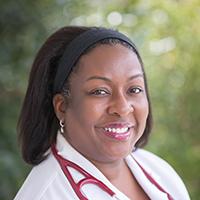 Dr. Natashia Conley - family doctor in Peachtree City, Georgia